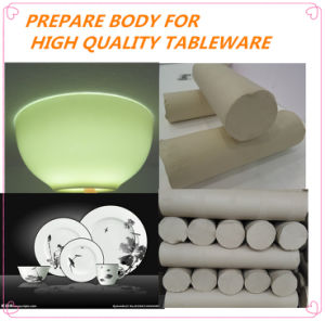 Vacuum Clay High Quality Ready Mud for Porcelain