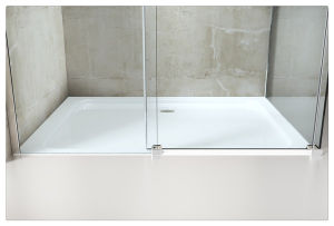 6mm/8mm/10mm Terpered Glass One Sliding Door Shower Enclosure pictures & photos