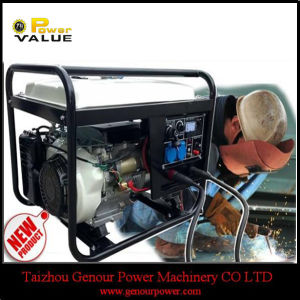Two Wheels and Handle Portable Welding Machine pictures & photos