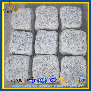 Gray Tumbled Granite Paving Cube Stone (YQZ-PS) pictures & photos