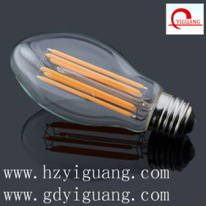 Long Filament LED Light Bulb ED55 pictures & photos