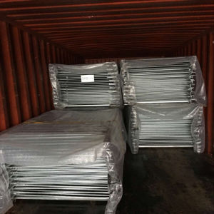 Galvanized Steel Fencing Use as Road Rail pictures & photos