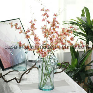 Wholesale 27 Heads Orchid Artificial Flower for Decoration (SW06732)