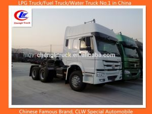 6 X 4 371HP Sinotruck HOWO Tracteur Tete pictures & photos