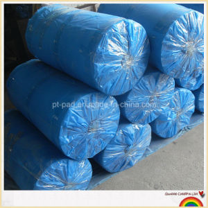 Yogamat Material Packing in Rolls