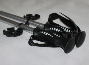 Super Light Aluminum 7075 Ski Stick for Ski Sport (MW2014A) pictures & photos