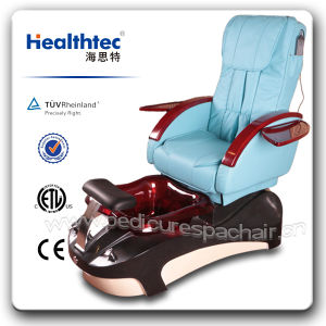PU Leather Kneading Pedicure Stool (B501-51) pictures & photos