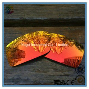 Polarized Lens Mirror Coationg Ce ISO9001 FDA Factory Audit pictures & photos