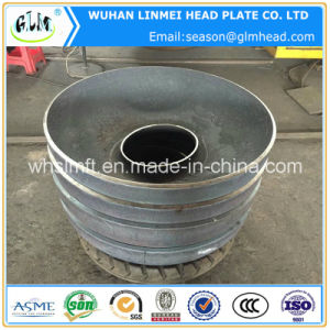Punching Manhole Carbon Steel Boiler End Cap pictures & photos