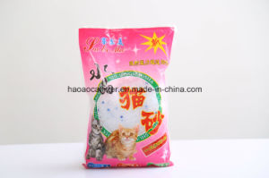 Scent Silica Gel Cat Litter with Strong Odor Control pictures & photos