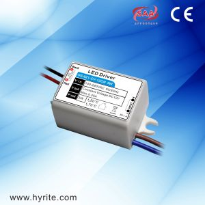 3W 350mA Plastic Case Constant Current LED Driver pictures & photos