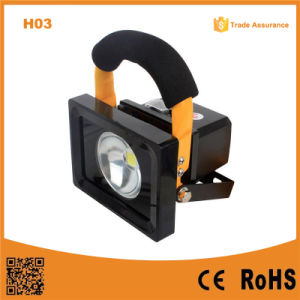 High Performance LED Work Light 10W Outdoor LED Flood Light pictures & photos