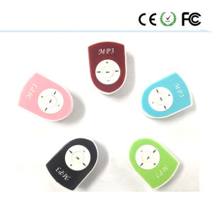 Mini Gift Card MP3 Player Delicate MP3 Creative New Shield pictures & photos