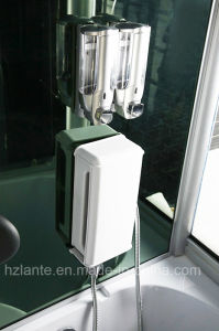 Luxury Rectangle Steam Shower Cabin Room (LTS-9944A) pictures & photos