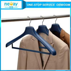 Elegant and Graceful Plastic Suit Hanger pictures & photos
