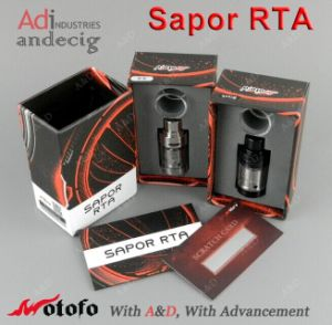 Original Wotofo Sapor Rta Tank in Stock pictures & photos