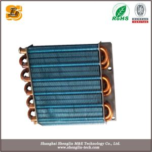 China Leading Company Manufacturer Air Conditioner Heat Exchanger pictures & photos