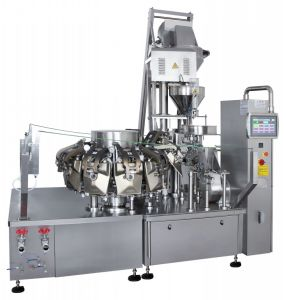 Automatic Vacuum Packaging Machine for Pickles pictures & photos