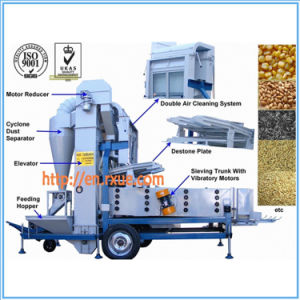 Chia Seed Cleaning Machine /Grass Seed Cleaner pictures & photos