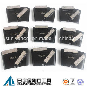 Bar Segment Diamond Grinding Plate for HTC Machine pictures & photos