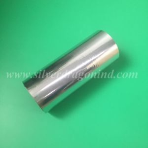 Food Grade Pet/VMPET/PS Sealing Film for Milk Cup pictures & photos