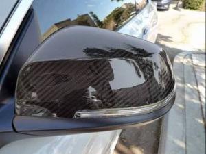 Carbon Fiber Vinyl for Car Wraping pictures & photos