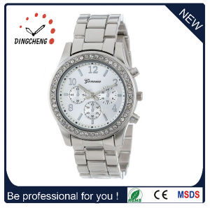 2015 New Arrival Fashion Attractive Color Stainless Steel Watches (DC-161) pictures & photos