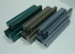 Conch 70 Casement Aluminum Plastic Doors and Windows Profile pictures & photos