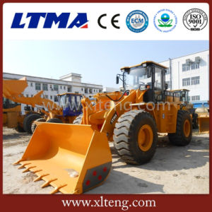 Ltma Loader 5 Ton Front End Loader with 3 Cbm Bucket pictures & photos
