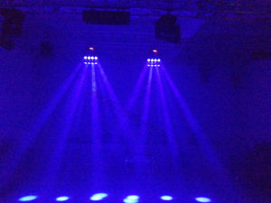 8*10W LED Spider Beam Moving Head Club Disco DJ Light pictures & photos