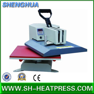 Korean Style Swing Away Heat Transfer Machine pictures & photos
