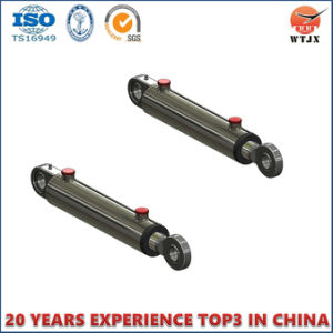 Double Acting Hydraulic Cylinder on Sale pictures & photos