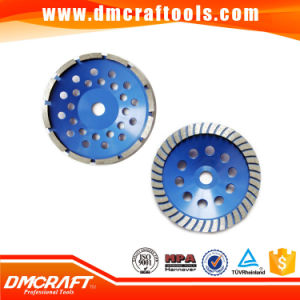 Single Row Turbo Segment Diamond Cup Grinding Wheel pictures & photos