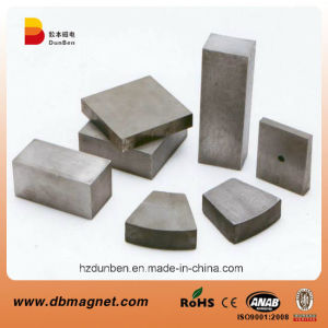 Sintered Block SmCo Permanent Magnet pictures & photos