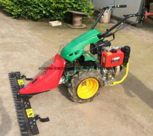 Diesel 10HP Scythe Mower with 120cm Grass Cutter pictures & photos