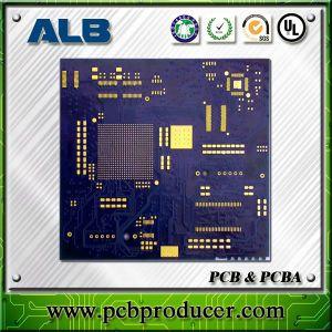 Electroless Ni/Au, (ENIG) Rigid Double Side Printed Circuit Board