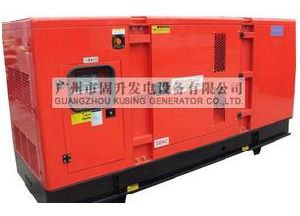 75kVA-1000kVA Diesel Silent Generator with Yto Engine (K32000)