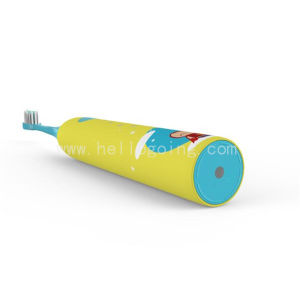 New Kid Toothbrush Waterproof Sonic Vibration Electric Toothbrush pictures & photos