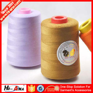 One Stop Solution for Hot Selling Sewing Thread for Shoes pictures & photos