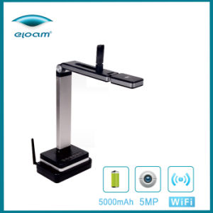 Wireless Scan Education Teaching Portable Document Visualizer with Dual Camera pictures & photos