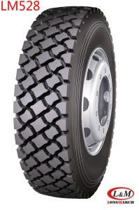 Radial Longmarch Roadlux/Double Coin Heavy Duty Truck Tyre (LM528) pictures & photos