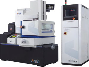 Molybdenum Wire Cut Machine Fr-500g pictures & photos