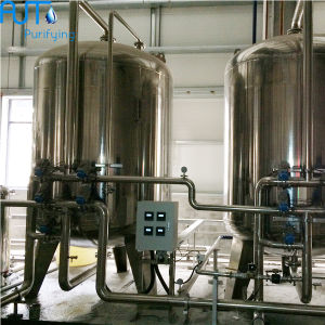 Sand Filter Mmf Water Filtration System
