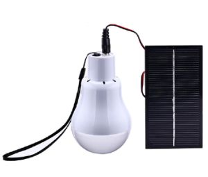 Solar Bulb System LED Rechargeable Lamp for Indoor/Outdoor pictures & photos
