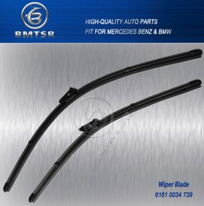 New Auto Double Windshield Wiper Blade for BMW E70 E71 6161 0034 739 61610034739 pictures & photos