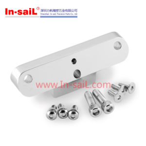 Aluminum Anodized Brackets with Holes pictures & photos