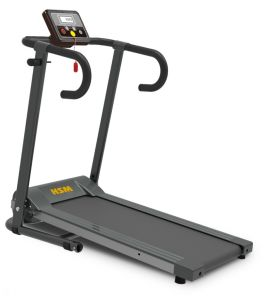 Home Fitness Running Machine Electric Treadmill (HSM-T09B) pictures & photos