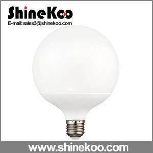 Aluminium Plastic E27 G120 12W LED Global Lamp pictures & photos