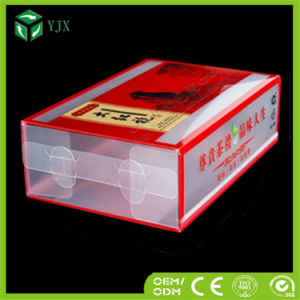China Supplier Custom Clear Plastic Tea Light Packaging Boxes pictures & photos