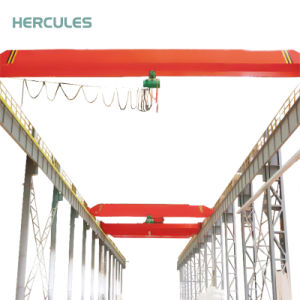 European Hoist Overhead Crane Bridge Eot Crane pictures & photos